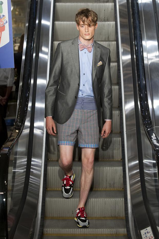 Moschino Mens Collection SS 2013