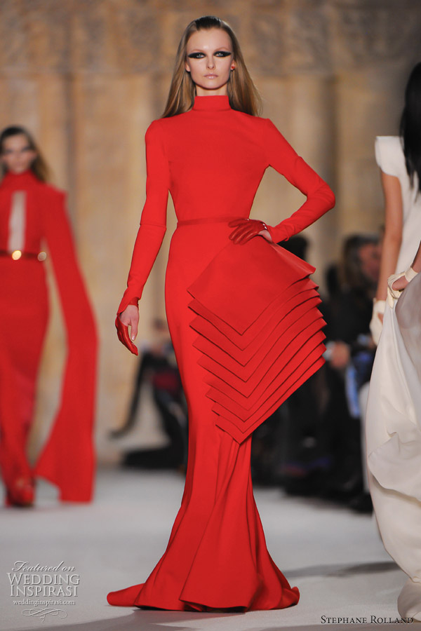 The Red Fashion Trend