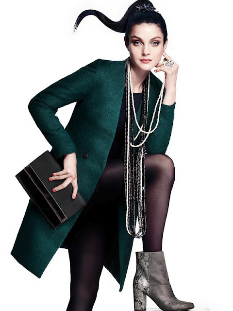 H&M Accessories Lookbook Winter 2012