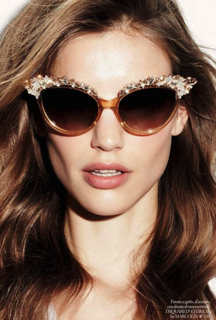 Cat Eye Sunglasses 2013