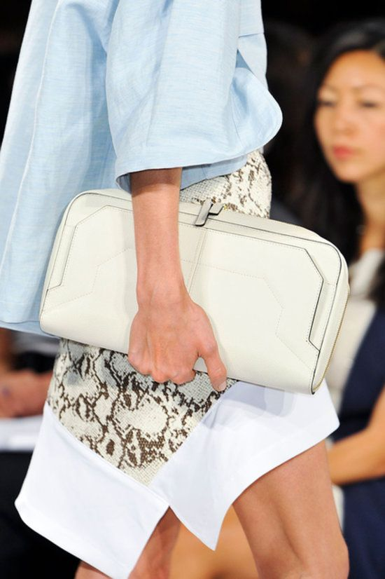 bags from the runway