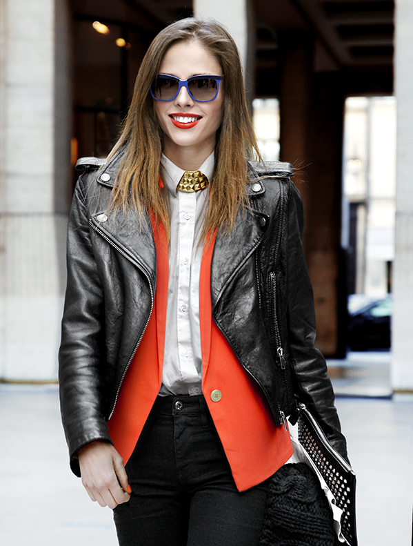 Coco Rocha style icon of the week