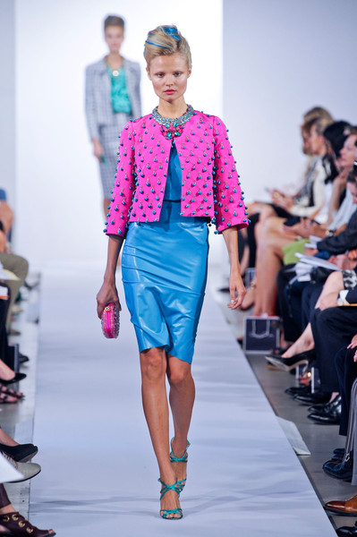 Blackberry Pink Polo Fashion Inspiration 2013