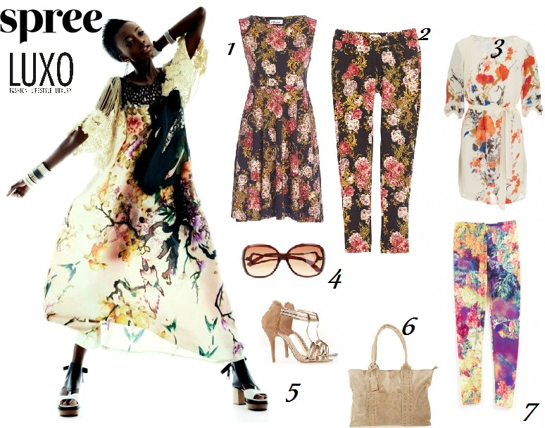 Get the Look with Spree and LUXO
