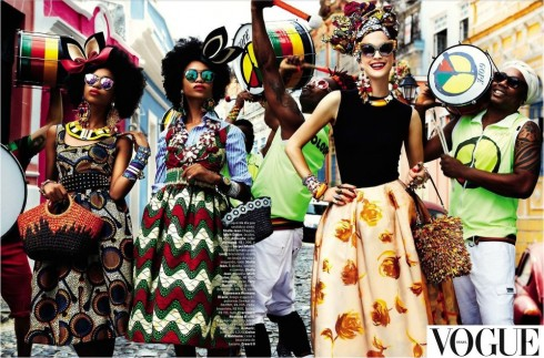 The african chic fashion trend