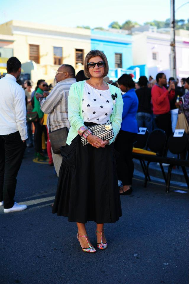 Cape Town Fashion Week 2012 Street Style