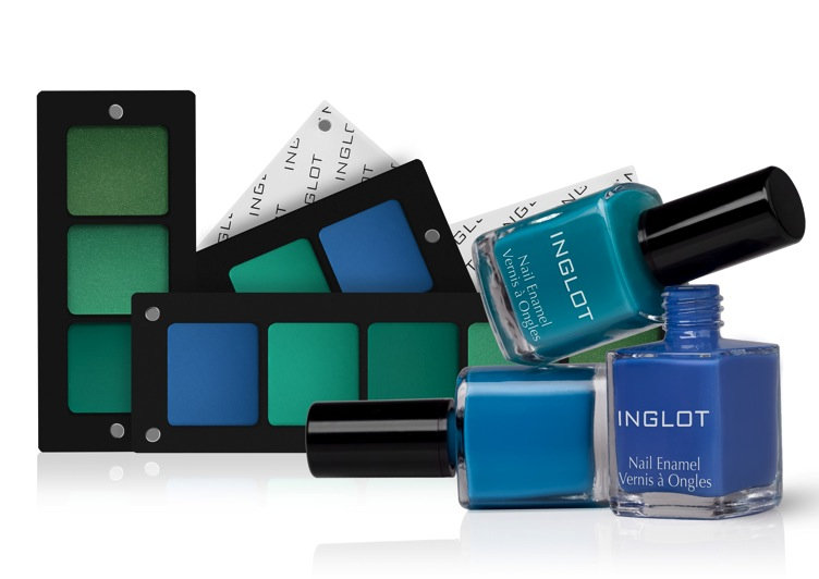 Aqua Blue Collection by INGLOT
