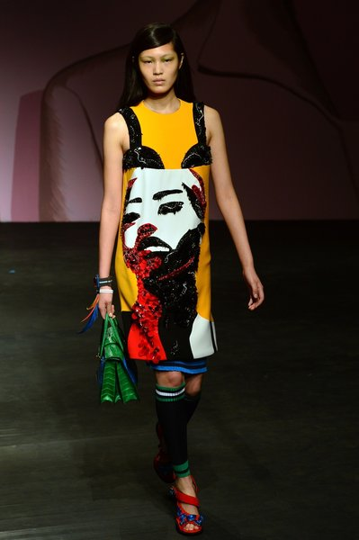 Prada Colours at their best 2014