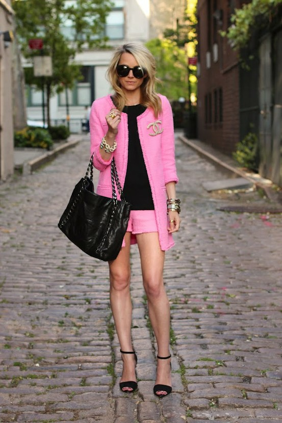 the shorts suit trend on luxo