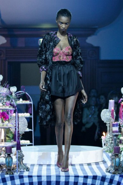 KluKCGDT at Cape Town Fashion Week 2012