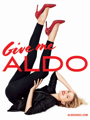 Give Me ALdo Fall Winter 2013/14 Campaign