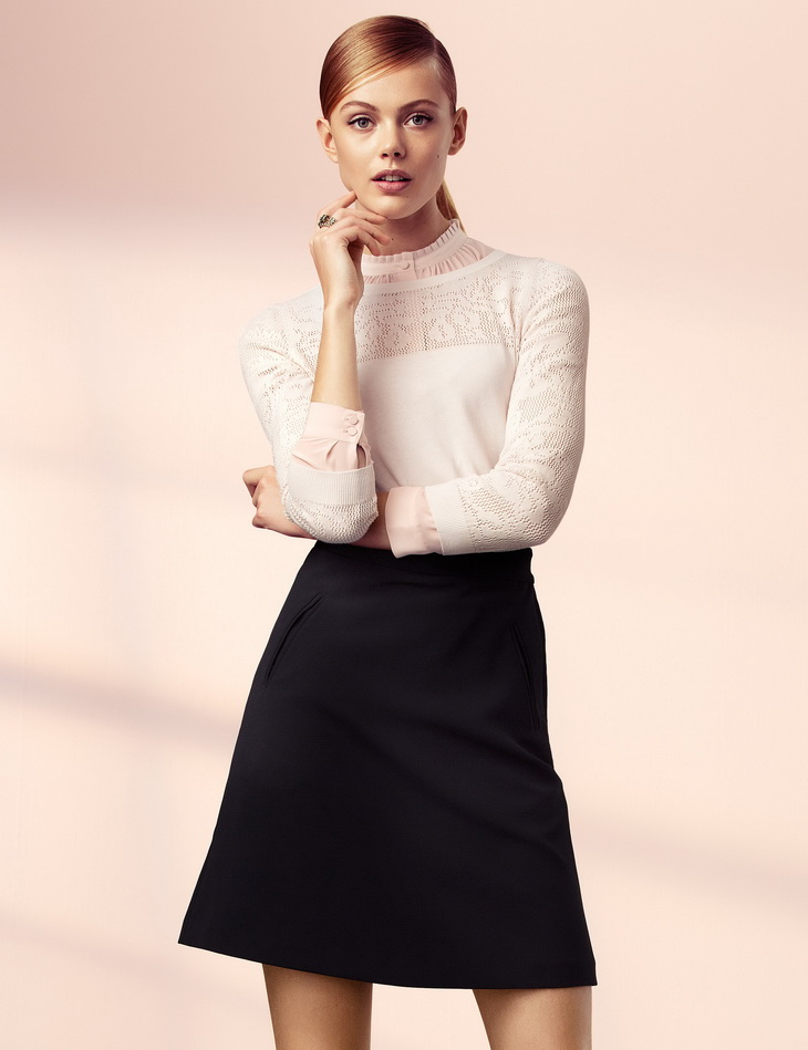 Effortless Elegance for H&M