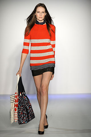 Colourful Stripes Trend 2013