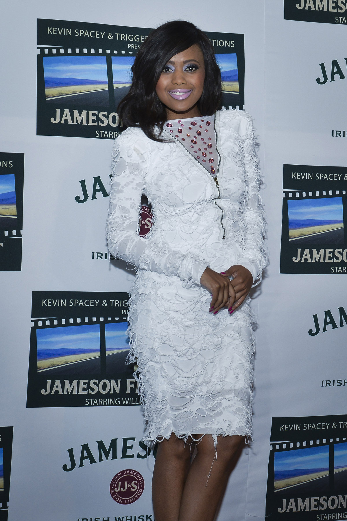 Upcoming style icon Lerato Kganyago