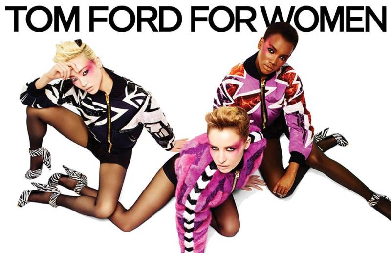 Tom Ford A/W 2013/14 Ad Campaign