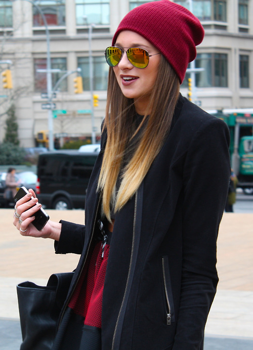 The Beanie Winter Trend 2013