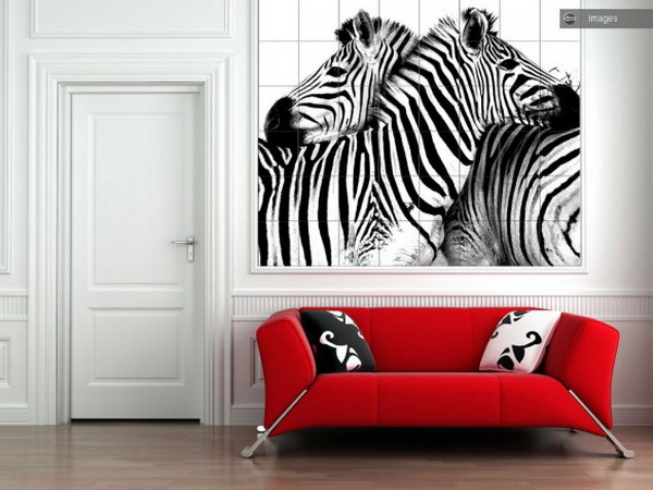 Animal Print Home decor 2014