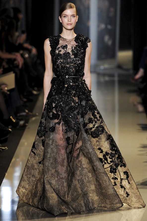 Ellie Saab SS 2013 Couture