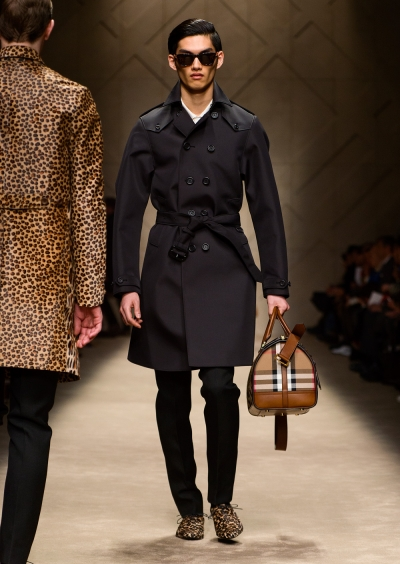 Burberry Fall Winter 2014 Paris Fashion Week