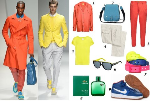Neons for Men