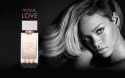 Rihanna's New Fragrance Rogue Love!