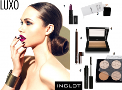 Beautifully Bold with Inglot