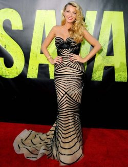 Blake Lively's Best Red Carpet Look Yet...
