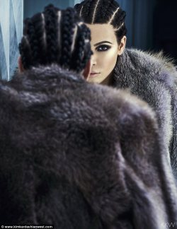 Kim in Glam New Photoshoot!