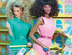 Shop MAC, Cook MAC Cosmetics 2012 campaign