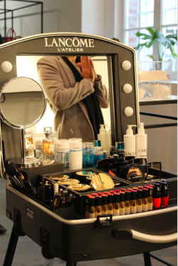 The Talented Mr Lancome