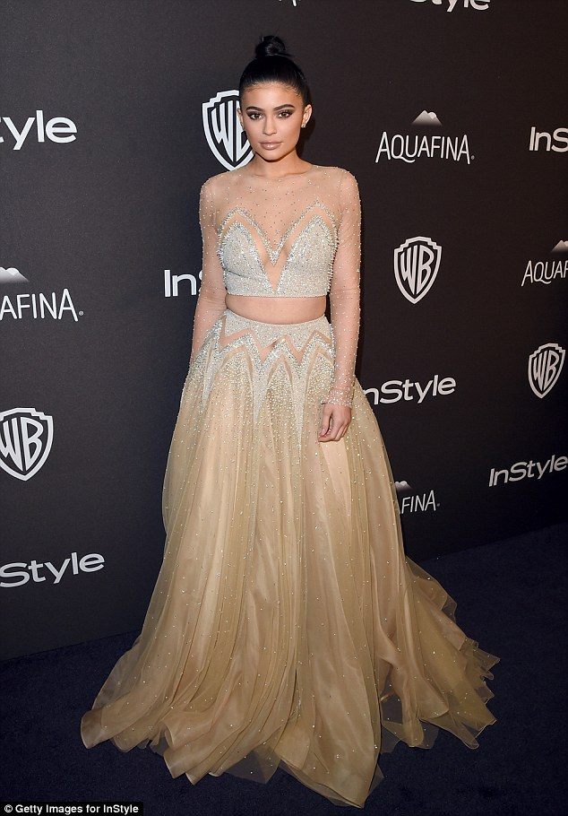 golden globes party 2016