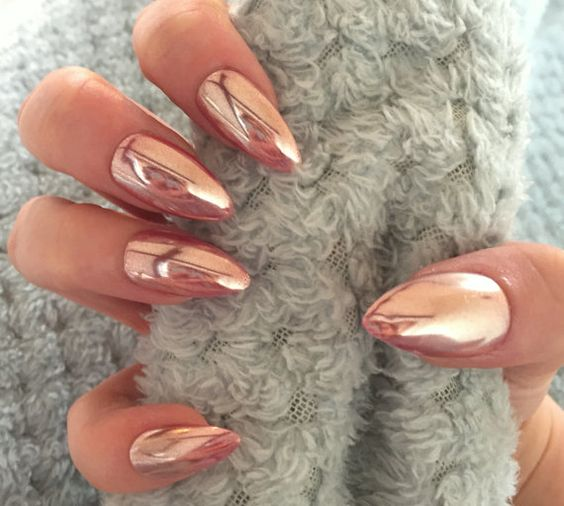 Chrome Manicure at Skintonic By Joanne LUXO