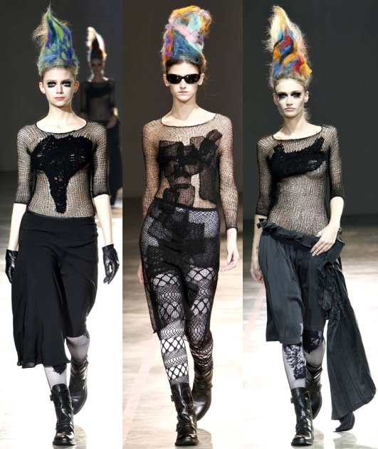 Punk Chaos to Couture fashion inspirations