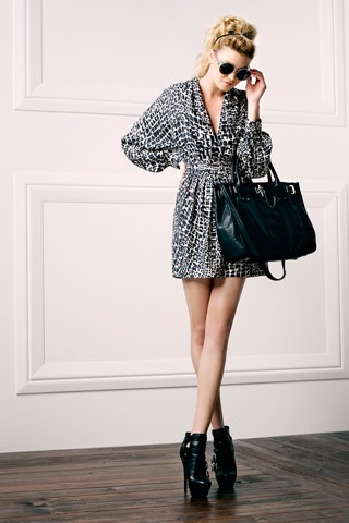 The Must Have Wrap Dress
