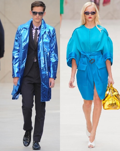 trend: 50 shades of blue luxo
